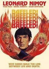 BAFFLED! Leonard Nimoy (Star Trek Mission Impossible) Rare OOP Region 1 70's