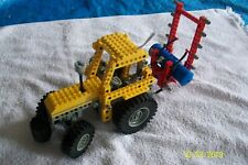 LEGO TECHNIC 8849. TRACTOR. COMPLET. RARE