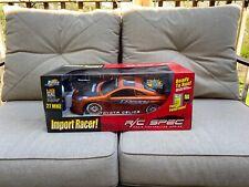 Jada Toys R/C Spec Toyota Celica 1:10 Scale Remote Control Import Racer RARE NEW
