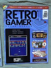 Retro Gamer Magazine - Issue / Load #11; Super Mario Bros/ Metroid/ Atari /Rare