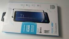 Oficial BodyGuardz Samsung Galaxy S8 Pure Arc Protector de pantalla de vidrio curvado