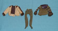 vintage Mego pota PLANET OF THE APES CLOTHES LOT #7 Cornelius Dr. Zaius