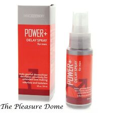Power+ Delay Spray For Men DLAY Stop Premature Ejaculation   ☆100% Genuine☆