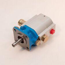 11 Gpm Hydraulic Log Splitter Pump 2 Stage Hi Lo Gear Pump Logsplitter New