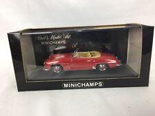 MERCEDES-BENZ 190 SL CABRIOLET 1955 by  MINICHAMPS 1/43 430033132