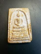 OLD SOMDEJ BUDDHIST TEMPLE AMULET FROM THAILAND