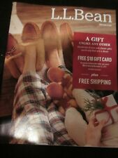 LL BEAN L.L. BEAN LATE CHRISTMAS 2017 CATALOG A GIFT UNLIKE ANY OTHER BRAND NEW