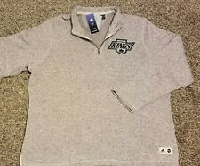 Los Angeles Kings 2XL stitched NHL hockey Shirt! New with $90 adidas tags!