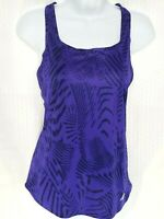 New Balance Womens XS/Small Fitted Yoga Running Athletic Tank Purple