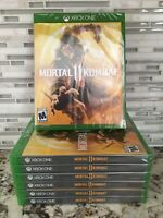 Mortal Kombat 11 XBOX ONE Brand New Factory MK Mortal Combat Eleven US Edition