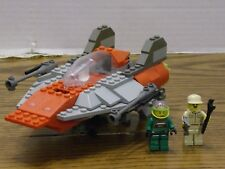 Lego 7134 Star Wars A-WING FIGHTER Complete w/Instructions