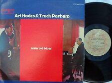 Art Hodes & Truck Parham ORIG US LP Plain old blues EX 1962 DG Emarcy Jazz Blues