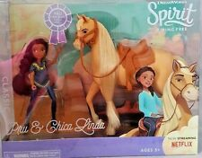 Dreamworks Spirit Riding Free *PRU & CHICA LINDA* Classic Playset 3+ New