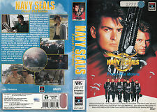 Navy Seals. Pagati per morire (1990) VHS