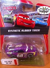 "DISNEY CARS DIECAST - ""Cola With Synthetic Rubber Tires"" - Combined Postage"