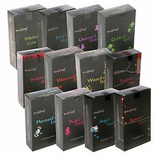 Stamford Black Incense Cones (12 Boxes x 12 Cones) Mixed Sampler Pack
