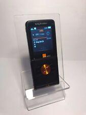 Sony Ericsson Walkman W350i-nero (arancione) Rete Telefono Cellulare