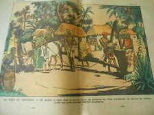 Un moulin à huile dont se servent encore les indigènes de l'Inde Print 1935