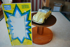 HUKI Tin Plate VW Volkswagen Beetle Cabrio - Friction Powered