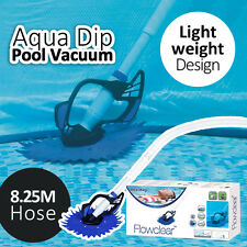 BESTWAY AquaDip Automatic Pool Rapid Cleaner Vacuum for 6.1M Pool Accessories