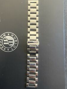 Unbranded 22mm Watch Strap - Stainless Steel NWT For 47mm watch Butterfly Clasp