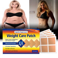 Skinny Fiber Weight Loss Appetite Suppressant Fat Burner 100% Natural 30 Patches