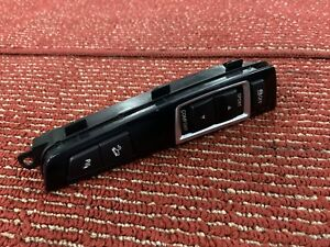 BMW F01 F02 TRACTION OFF PDC COMFORT SPORT DRIVE MODE SWITCH PANEL OEM #008