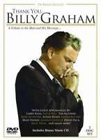 Graham Billy - Thank You Billy Graham Nuovo DVD