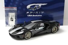 1:18 GT Spirit Ford GT 2016 black *USA EXCLUSIVE* NEW bei PREMIUM-MODELCARS