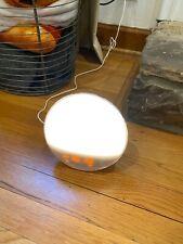 Philips HF3510 Wake-Up Snooze Light Alarm Clock with Sunrise Simulation - White