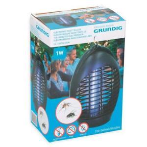 Grundig elektrische Insektenfalle**Insektenvernichter**Mückenfalle**ohne Chemie