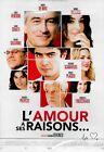 L'AMOUR A SES RAISONS / ROBERT DE NIRO - MONICA BELLUCCI /*/ DVD NEUF/CELLO