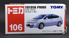 JAPAN TOMY TOMICA NO 106 TOYOTA PRIUS 1/60 DIECAST TOY CAR RARE VX677055