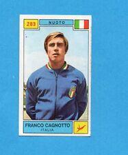 CAMPIONI SPORT 1969-70-PANINI-Figurina n.283- CAGNOTTO -ITALIA-NUOTO-Rec