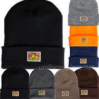 6df370b8e93 Ben Davis Beanie Unisex Mens Cuffed Knit Beanie Hat Double Layered Winter  Cap