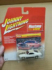 Johnny Lightning Mustang & Fords 1970 Ford Mustang Mach 1(b2)