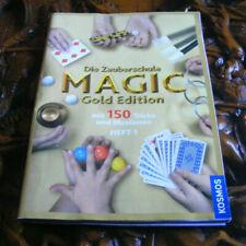 Magic - Die Zauberschule mit 150 Tricks und Illusionen HEFT 1 von Kosmos