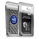 5 oz MintID Buffalo Silver Bar .999+ Fine (NFC Scan Authentication) <br/> Bullion Exchanges - Your Trusted Precious Metals Dealer