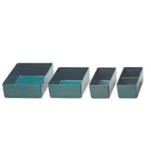 Vaschette in plastica milleusi contenitori per minuterie, viti, preziosi, monete