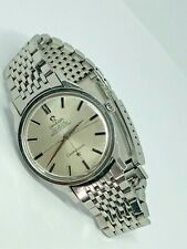 OMEGA CONSTELLATION Automatic 167.005 Cal 551 Steel Men's Watch Omega Band No.12