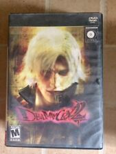 PS2 DVD GAMES -used- DEVIL MAY CRY 2  (2DISCS)