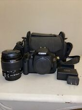 Cannon Eos 600D With Lens and Case