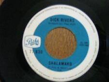 DICK RIVERS 45 TOURS CANADA SHALAMAKO