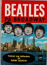 The Beatles...Heft / Magazin...BEATLES PA BROADWAY ( made in DK )