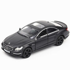 1:36 Mercedes Benz CLS 63 AMG Car Model Alloy Diecast Toy Vehicle Black Gift Kid