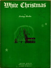 White Christmas, Irving Berlin, 1942 Green Cover Version