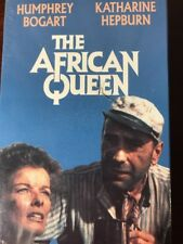 """The African Queen"" (Vhs, 1989) Cbs/Fox"