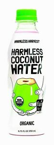 Harmless Harvest Organic Coconut Water 8.75 oz ( Pack of 6 )