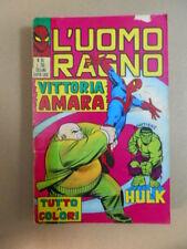 L'UOMO RAGNO n°55 1972 ED. Corno  [SP15]