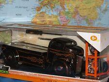 1/24 Jada 1947 Ford Coe 4X Extra Rueda Sólo Vagones Diecast Nuevo & Modelo